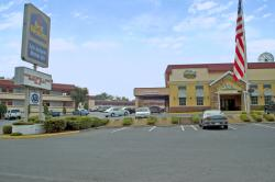 BEST WESTERN Lee-Jackson Inn & Conference Center