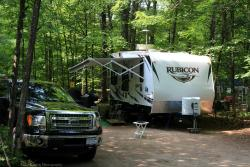 Canisbay Lake Campground