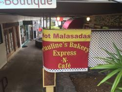 ‪Pauline's Bakery Express -n- Cafe‬