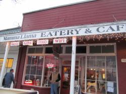 Mamma Llama Eatery and Cafe