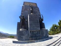 Monument to the Heroes of 1821