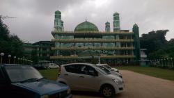 The Grand Madina Masjid