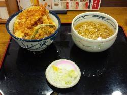 Tenpura Bowl Tenya Nippori