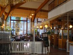 Cafe im Kurhaus
