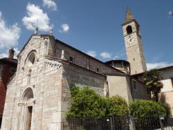 Chiesa di S. Andrea di Toscolano Maderno