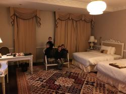 Fabulous stay at the Raffles