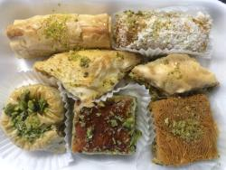 Mid-East Pastry