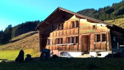 Berggasthaus Ahorn