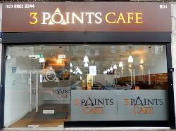 3 Points Cafe