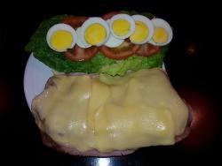 La Jirafa Burger