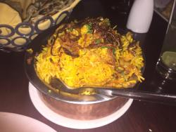 good date-night spot with different Indian dishes