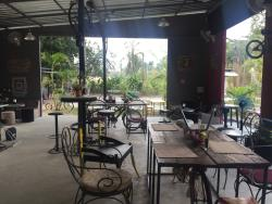 A Bicyclette Cafe