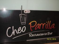Cheo Parrilla Restaurante Bar