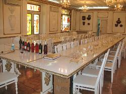 Tasting Room of Winery Sudak