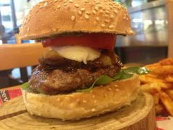 Beeves Burger