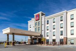 Comfort Suites Las Cruces I-25 North