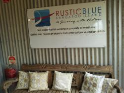 Rustic Blue
