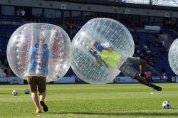 London Bubble Soccer