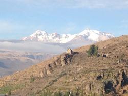 Beautiful setting, 15 min away from Chivay