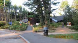Maine Visitor Information Center