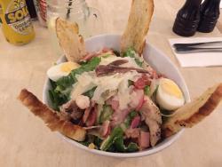 Via Della Spiga Restaurant