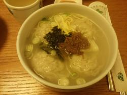 Andong Soup Siho Noodle Jeong
