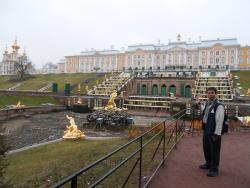 Peterhof State Museum Preserve, The Bath Block