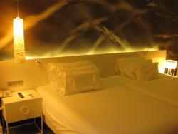 Trendy hotel not for light-sleepers