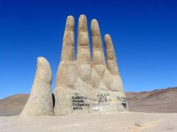 Hand of the Desert