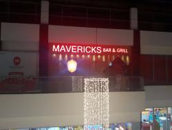 Mavericks Bar & Grill