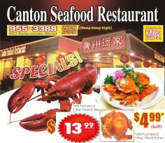 Canton Seafood Restaurant