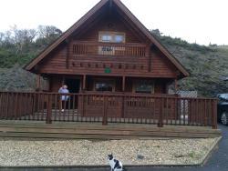 Lovely log cabin