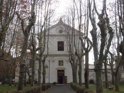 Chiesa della Stella e Catacombe di San Senatore