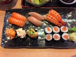 Japanese Bistro Kobe Sushi Bar