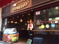 Pianeta Espresso