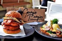 Georgie Porgies Cafe