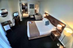Six night stay for a work trip
