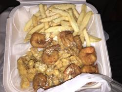 Snappers Fish and Chicken