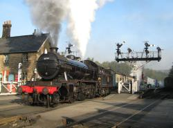 Grosmont Railway Station