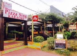Pizza Sing Karaoke