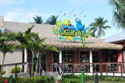 Typical Caribbean Fare at a Beautiful Resort
