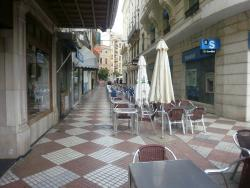 Calle de la Plata (calle Victoriano Rivera)