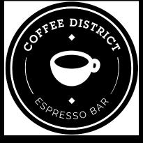 ‪Coffee District Espresso Bar‬