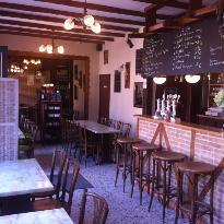 Cafe la Haie d'Auteuil
