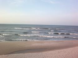Jastrzebia Gora Beach