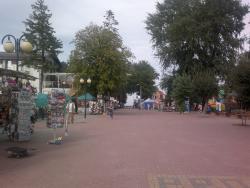 Swiatowid Promenade