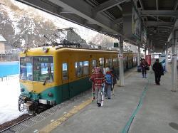 Toyama Chiho Tetsudo - Railway System