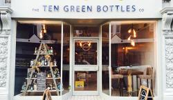 The Ten Green Bottles