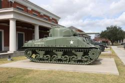 Jackson Barracks Military Museum