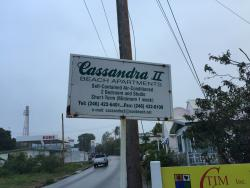 Cassandra 2 Beach Apartments